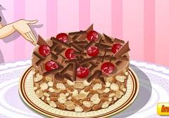 Sara Cooking Class Chocolate Cake