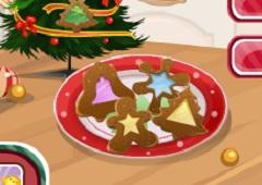 Sara Cooking Class Glass Cookies