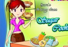 Sara Cooking Easter Sugar…