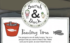 Sarah and Duck Games