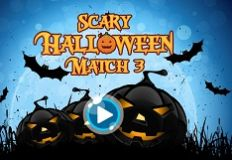 Scary Halloween Match