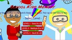 School Kids Memory