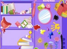School Locker Clean Up