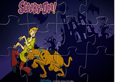Scooby and Shaggy Puzzle