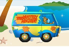 Scooby Doo and the Mystery Car