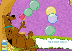 Scooby Doo Bubble Trouble
