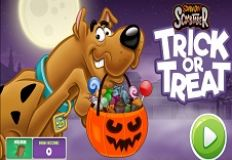 Scooby Doo Scoobtober Trick or Treat