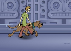 Scooby Doo Temple of Mysteries