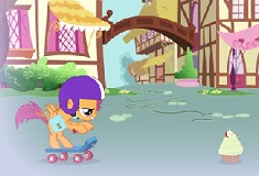 Scootaloo Cutie Mark Skater