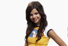 Selena Gomez Coloring 2