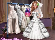 Sery Wedding Dress Up