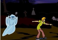 Shaggy Ghost Kiss