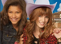 Shake it up com games