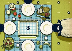 Shaun Big Lunch