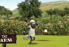 Jogo Shaun the Sheep Chick n Spoon Online Gratis