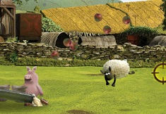 Shaun the Sheep Sheep Might Fly