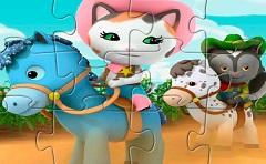 Sheriff Callie Jigsaw Puzzle
