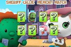 Sheriff Callie Memory