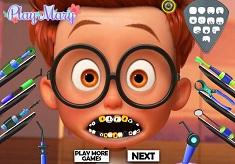 Sherman at the Dentist