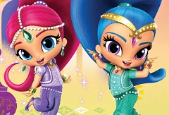 Shimmer and Shine Jewel Time