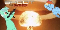 Shoot the Dashies