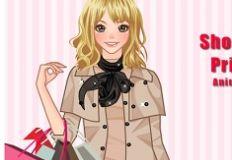 Shopaholic Princess Anime