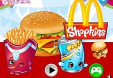 Shopkins Burger