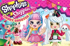 Shopkins Shoppies Candy Shooter