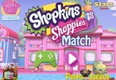 Shopkins Shoppies Match
