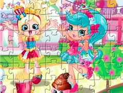 Shopkins Shoppies Puzzle