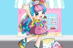 Shopkins Shoppies Rainbow Kate