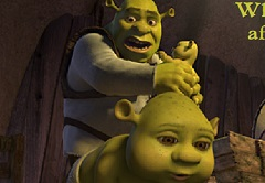 Shrek One Baby Word Scramble