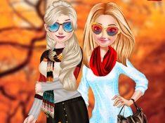 Sisters Fall Sweater