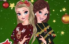 Sisters Ugly Xmas
