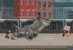 Skarkosaur Attack