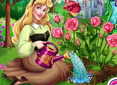 Sleeping Beauty Rose Garden