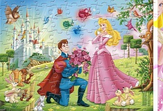 Sleeping Beauty Sort My Jigsaw