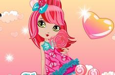 Sloane as Lollipop Swirl
