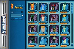 Slugterra Arsenal