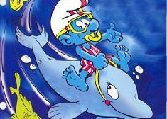 Smurf Puzzle