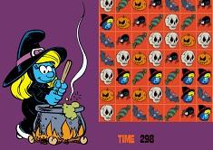 Smurfette's Halloween