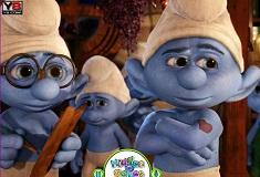 Smurfs Hidden Stars 2