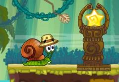 Snail Bob Island Adventure