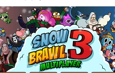 Snow Brawl 3