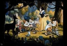 Snow White and Dwarfs Puzzle