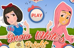 Snow White Bright Makeover