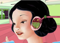 Snow White Ear Treatment