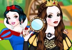 Snow White Good Apple vs Bad Apple