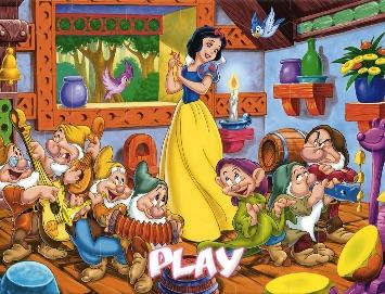 Snow White Hexa Puzzle