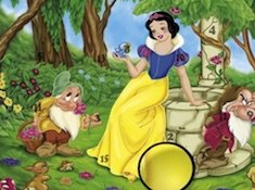 Snow White Hidden Numbers 2